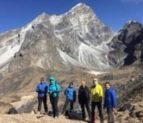 DIENASGRĀMATA. NEPĀLA 2017 - Everesta BC