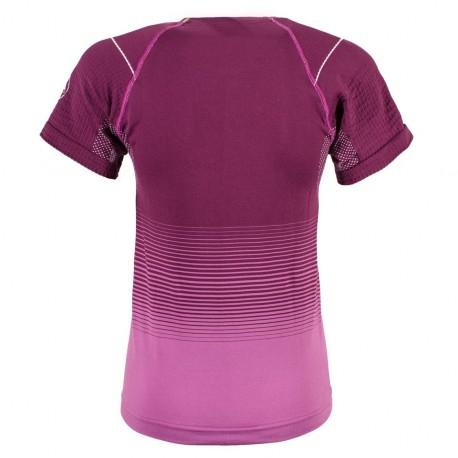 Medea T-Shirt W Plum Purple