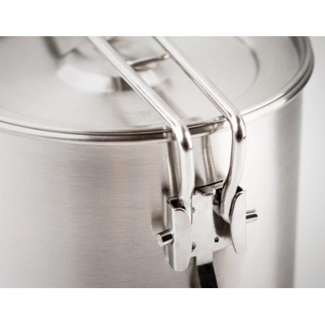 Katls Glacier Stainless 1,1 L Boiler