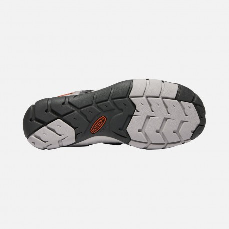 Sandales Clearwater CNX Men Grey Flannel Potters Clay