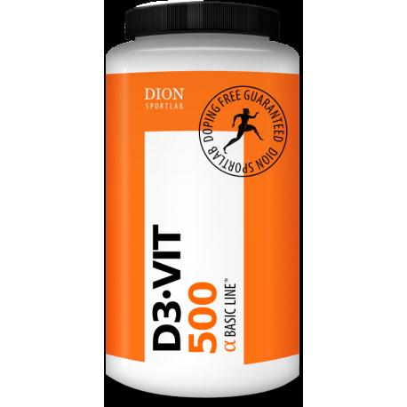 Vitamīni D3-VIT 500