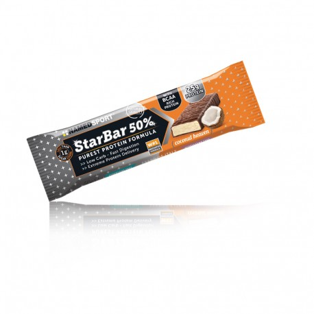 Batoniņš STARBAR 50% Protein