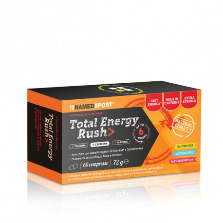 Piedeva TOTAL ENERGY RUSH, 60 caps