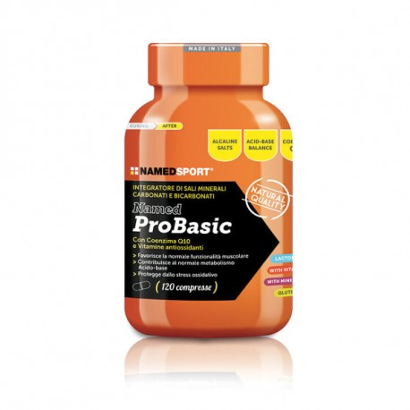 Piedeva NAMED ProBasic, 120cap