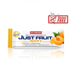 Batoniņš Just Fruit Sport Gluten Free, 70g