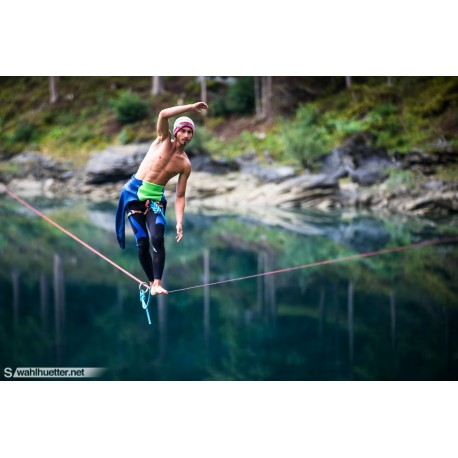Slackline Kit 15m 25mm