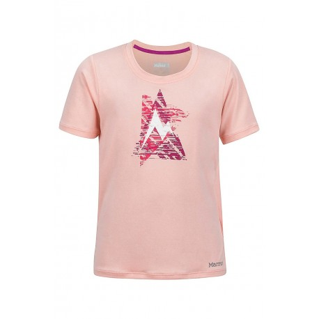 Krekls Girl's Post Time Tee SS