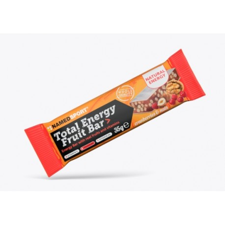Batoniņš TOTAL ENERGY FRUIT Bar