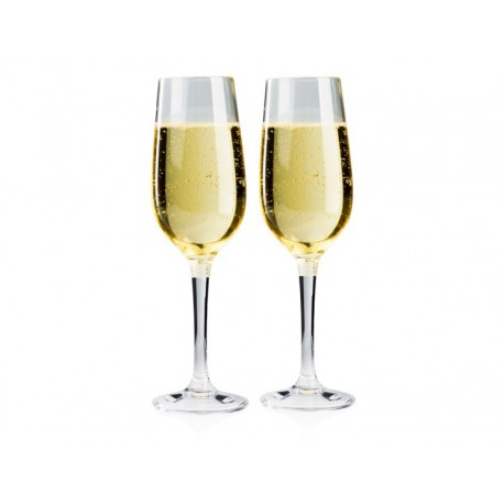 Glāze Nesting Champagne Flute Set