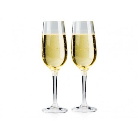 Nesting Champagne Flute Set