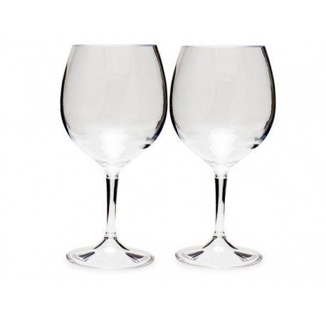 Glāze Nesting Red Wine Glass Set