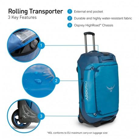 Koferis Rolling Transporter 40