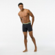 Termo apakšbikses M'S Merino 150 Pattern Boxer Brief Charcoal