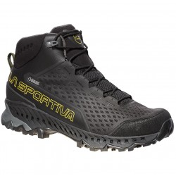 Apavi STREAM GTX Black Yellow