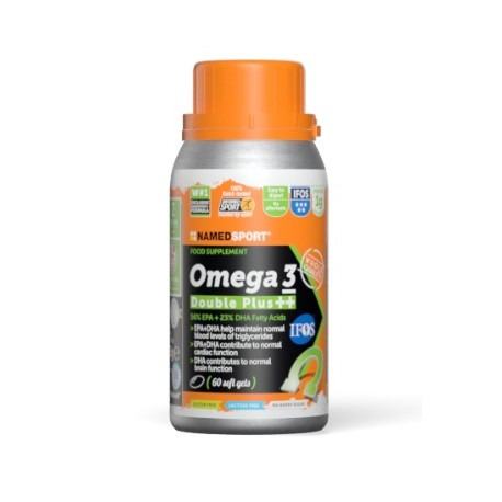 OMEGA 3 DOUBLE Plus ++, 60 softgel