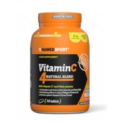 Vitamīni VITAMIN C 4Natural Blend, 90 tabl