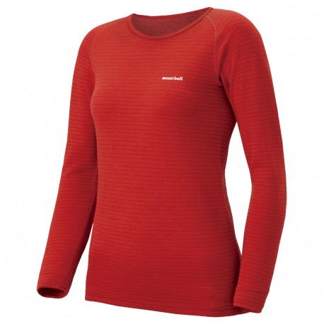 Termo krekls W SUPER MERINO Wool Expedition Weight