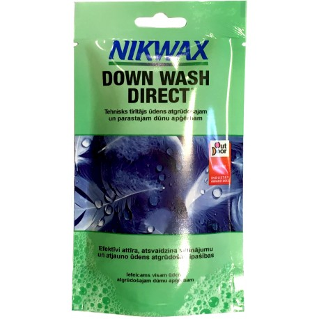 Down Wash Direct 100ml pouch