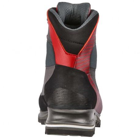 TRANGO TRK Leather Woman GTX Carbon Garnet