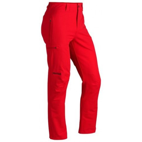 Bikses Scree Pant Regular Team red