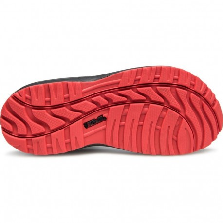 M'S Winsted Solid BlacK Red