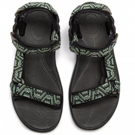 Sandales M'S Terra Fi Lite Nikos black Green