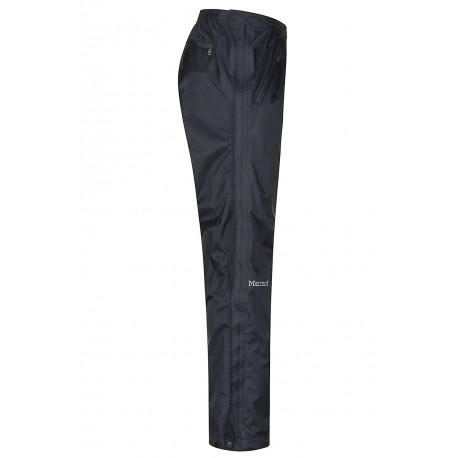 Bikses membr. PreCip Eco Full Zip Pant Regular black