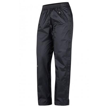 Wms PreCip Eco Full Zip Pant Regular black