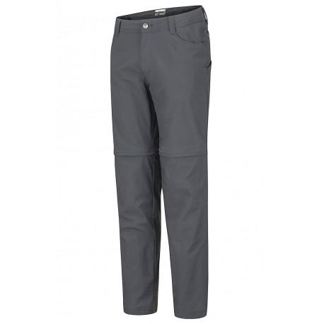 Bikses Transcend Convertible Pant Slate grey