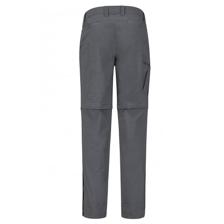 Transcend Convertible Pant Slate grey