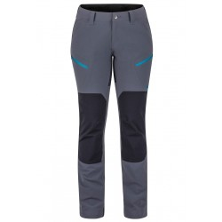 Bikses Wms Limantour Pant Dark steel Black