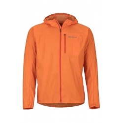 Jaka Air Lite Jacket Mandarin orange