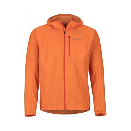 Air Lite Jacket Mandarin orange