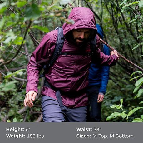 PreCip Eco Jacket Cavern