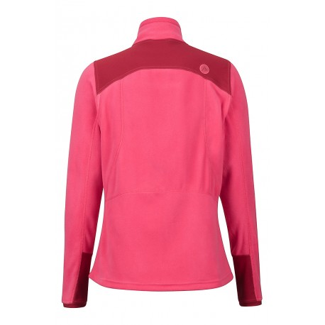 Jaka Wm's Flashpoint Jacket Disco pink Sienna red