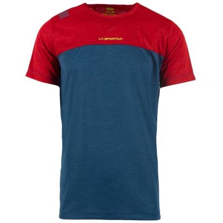 CRUNCH T-Shirt M Opal Chili