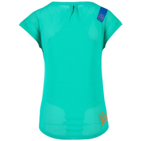 Krekls TRACTION T-Shirt W Marine blue Aqua