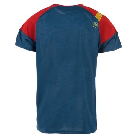 TX Combo EVO T-Shirt M Opal Chili