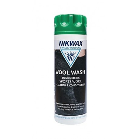 Mazgāšanas līdzeklis Wool Wash