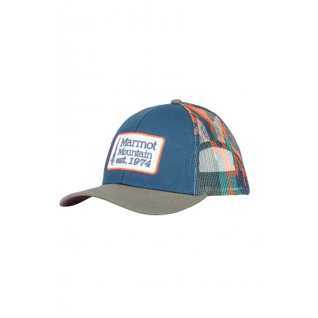 Cepure Retro Trucker Hat