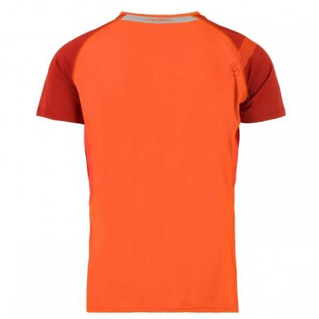MOTION T-Shirt M Pumpkin Chili