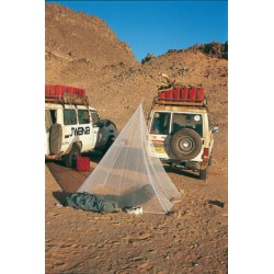 Mosquito net 'Fine Mesh Pyramid' Double