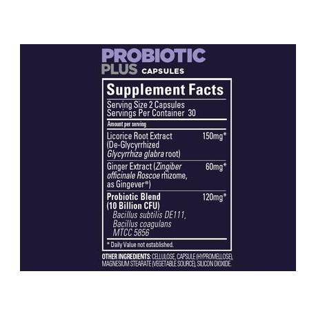 Piedeva Probiotic Plus Capsules