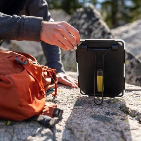 Lādētājs ar paneli FLIP 12 Solar Kit (with Nomad 5)
