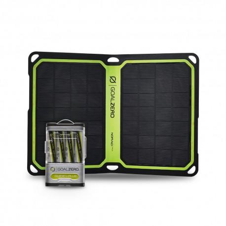 Lādētājs ar paneli GUIDE 10 Plus Solar Kit (with Nomad 7+)