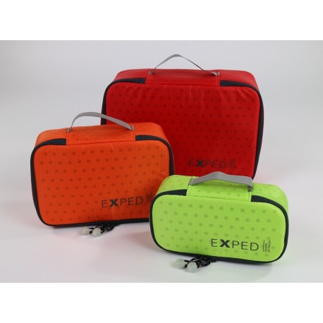 Padded Zip Pouch S