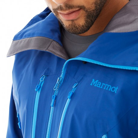 Alpinist Jacket Maroccan blue