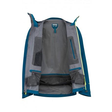 Jaka Alpinist Jacket Maroccan blue