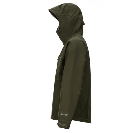 Jaka Minimalist Jacket Rosin green