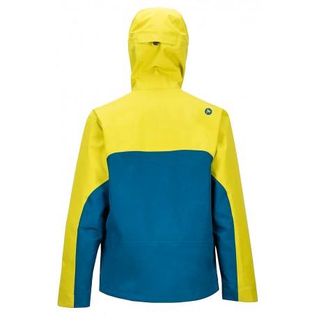 Spire Jacket Citronelle Marocco blue